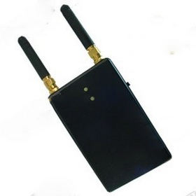 50 Meters 315MHz and 433MHz Car Remote Jammer