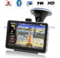 5 Inch Car GPS Navigation with Bluetooth FM MP3 MP4 AV- in Load 3D Map